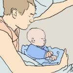 Wissen: Wie Babys sicher bei den Eltern im Bett schlafen