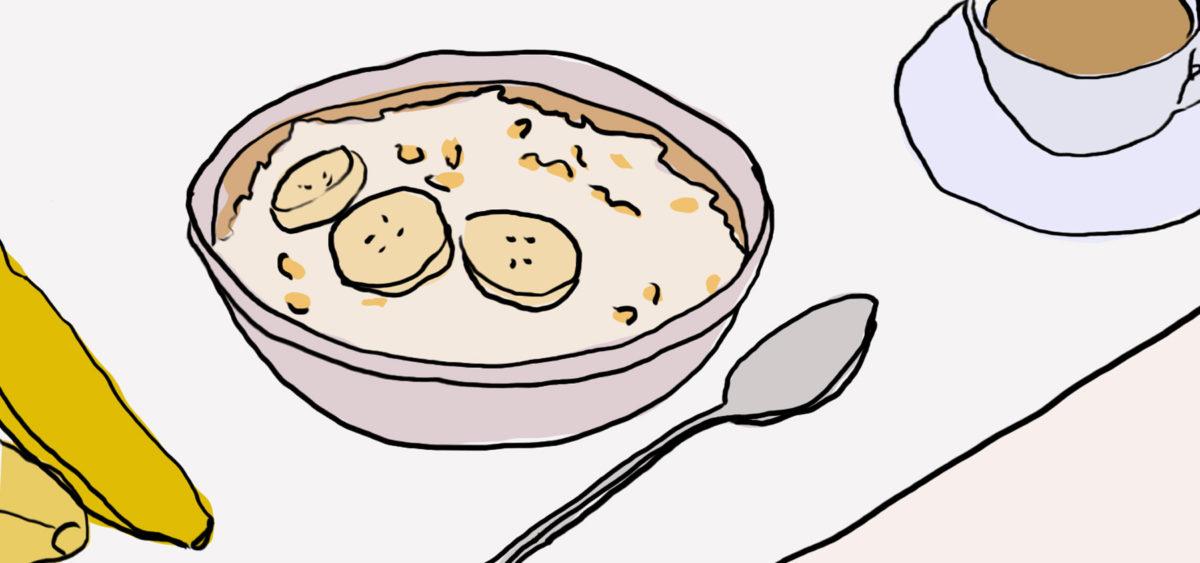 Lieblingsfrühstück wiederentdeckt – Der gute alte Brei