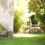 Der Bio-Bauernhof Solimago südlich des Gardasees in der Lombardei / Italien