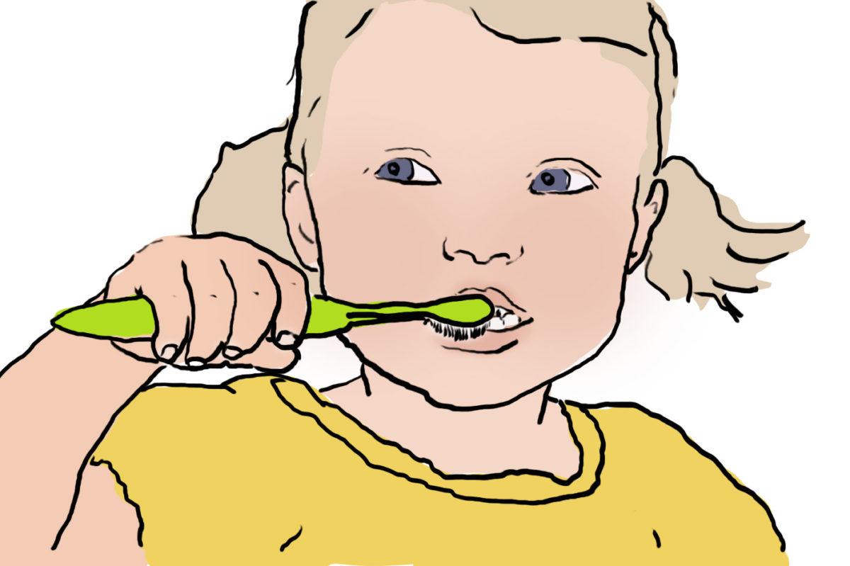 Wissen: Ab wann brauchen Babys eine Zahnbürste?