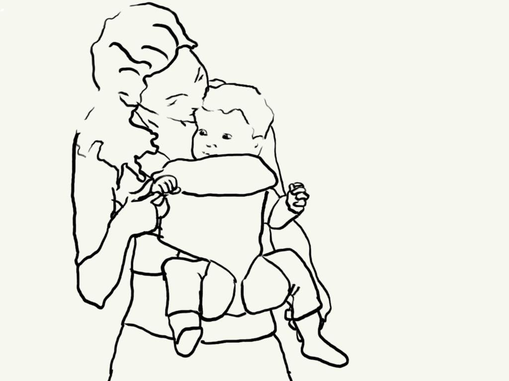 babytrageinblickrichtung©newkitzontheblog