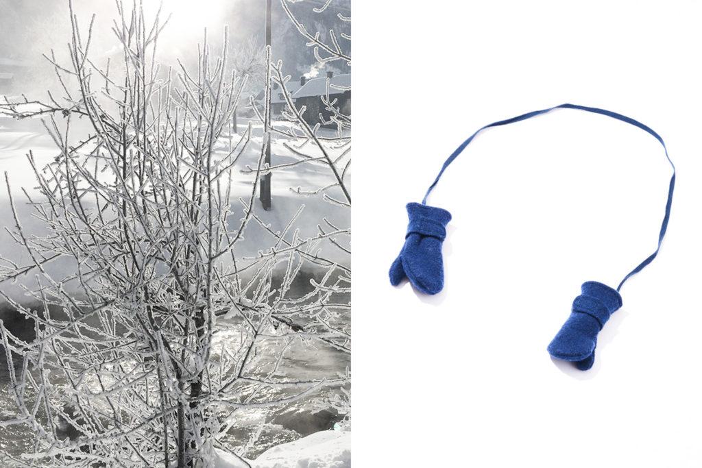 Warme Babykleidung für die kalte Jahreszeit