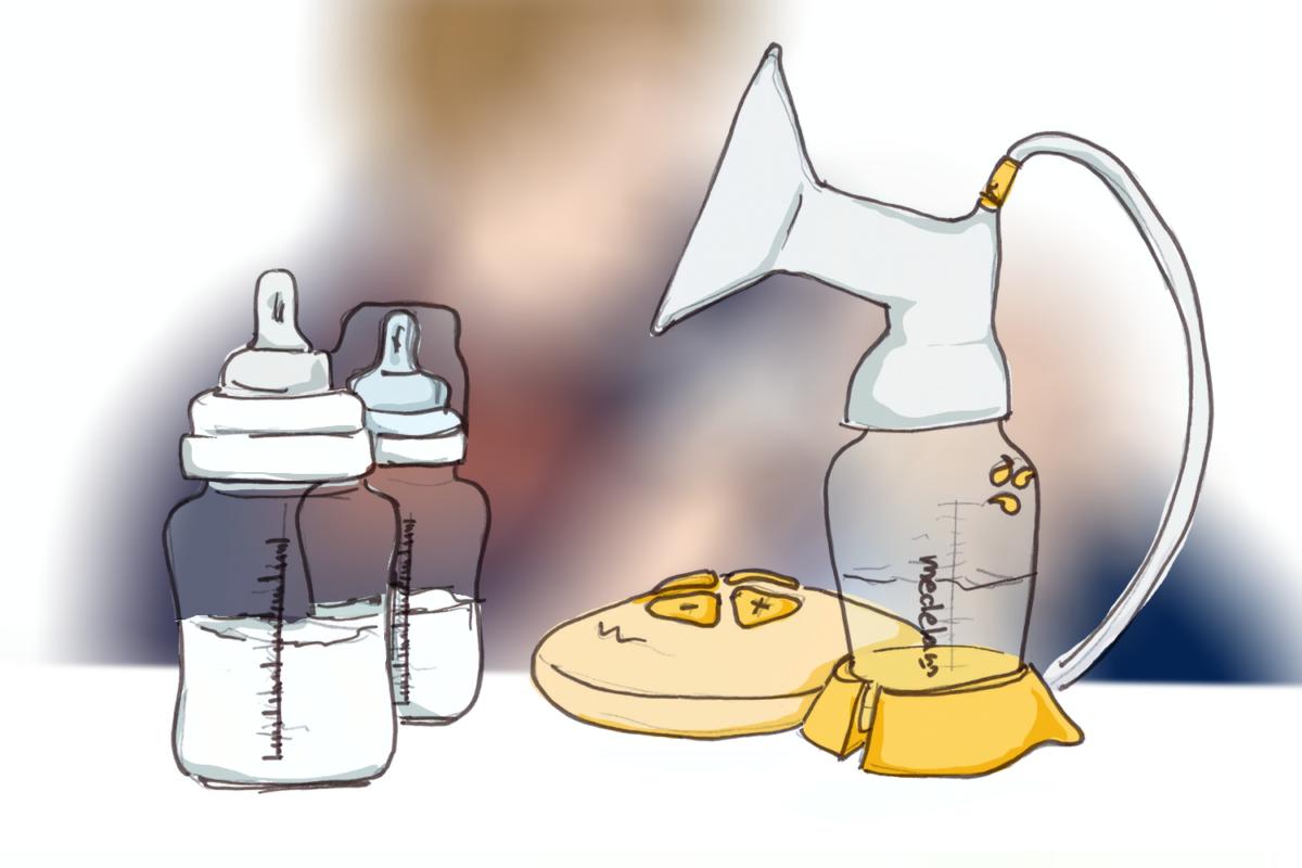 mehr milch produzieren stillen
