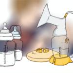 Milch abpumpen: Vom richtigen Zeitpunkt bis zur Aufbewahrung der Milch