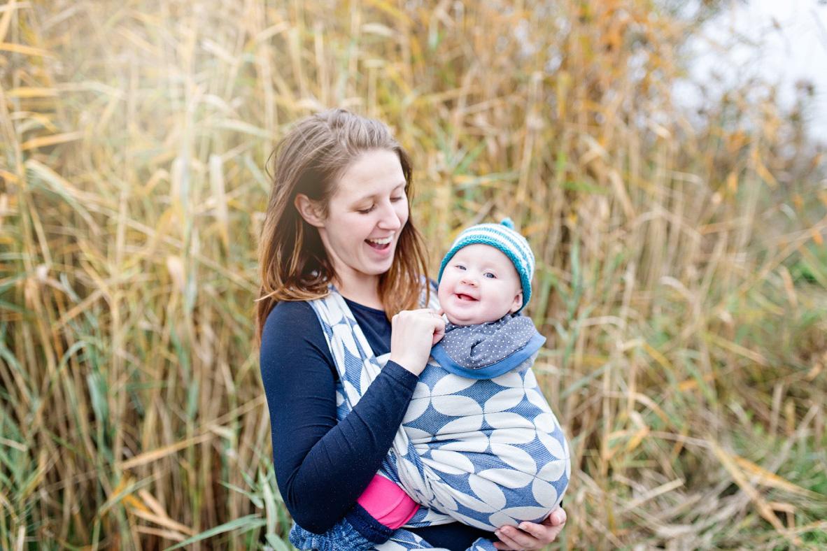 Tragetücher und Babytragen leihen statt kaufen bei Kilenda
