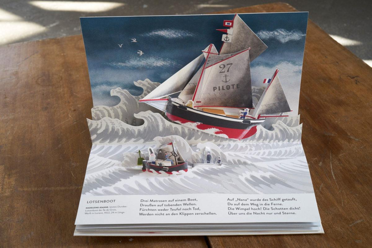 Literaturtipp: Ahoi! Eine Seereise