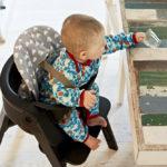 Wissen: Wie und wann lernen Babies Sitzen?