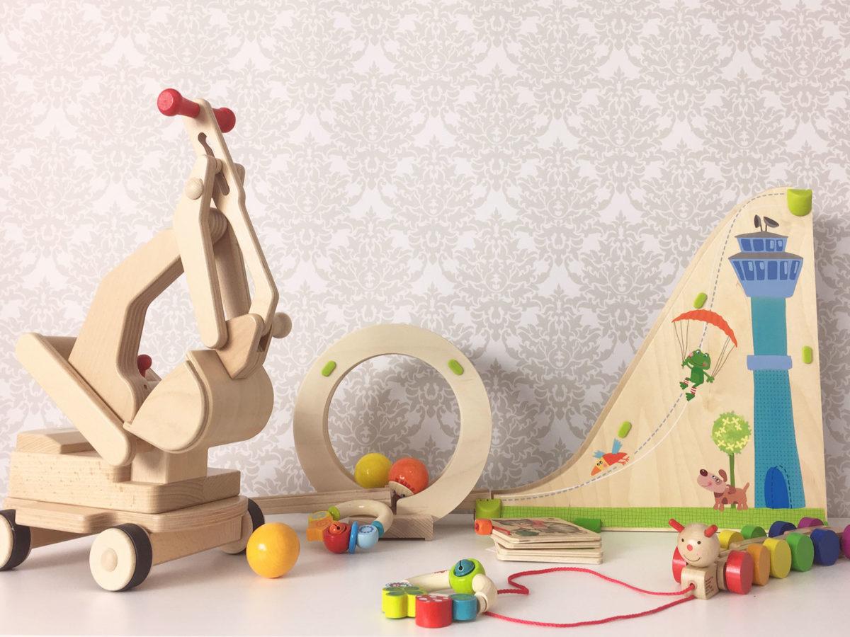 Unser liebstes Holzspielzeug zum Herbstanfang mit kilenda